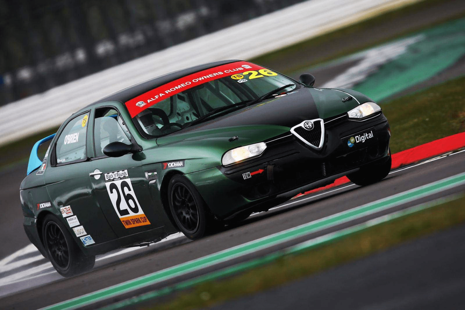 Official Marketing Team for the Alfa Romeo Championship