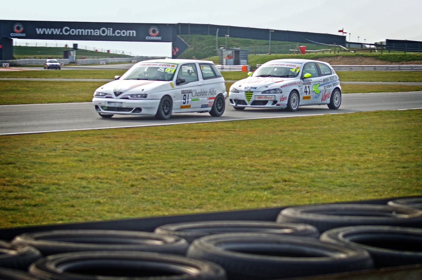 Discounted Snetterton Entry