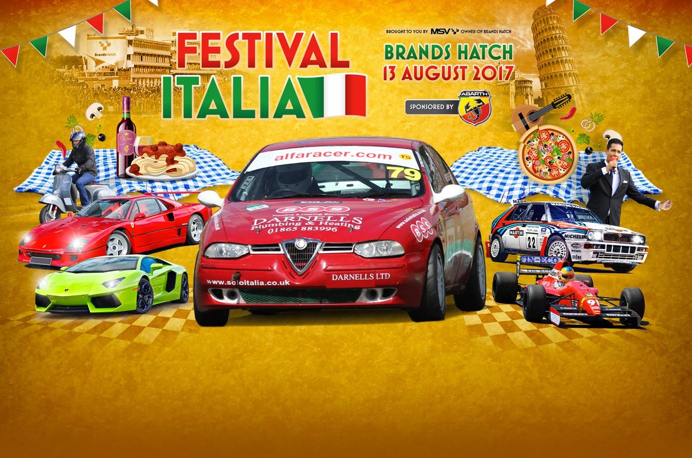 Festival Italia 2017