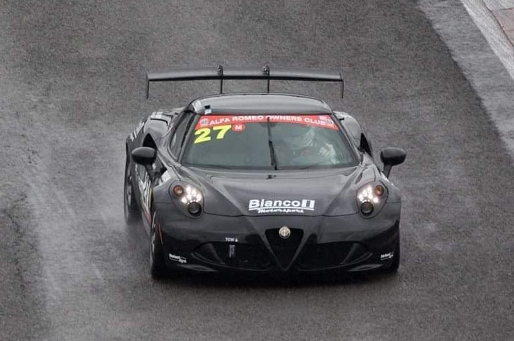 Alfa Romeo - 4c Losselli