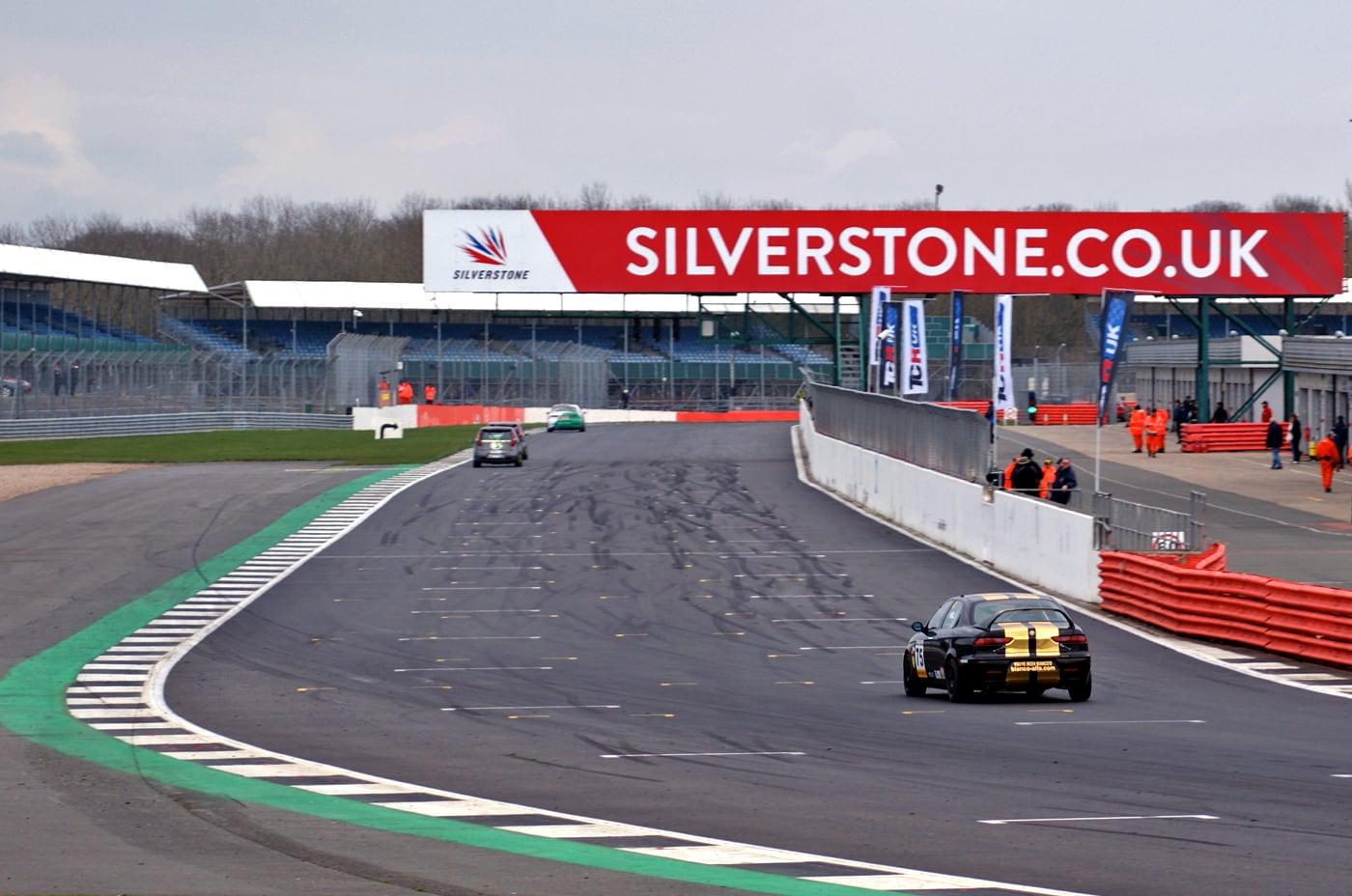 Silverstone 2018