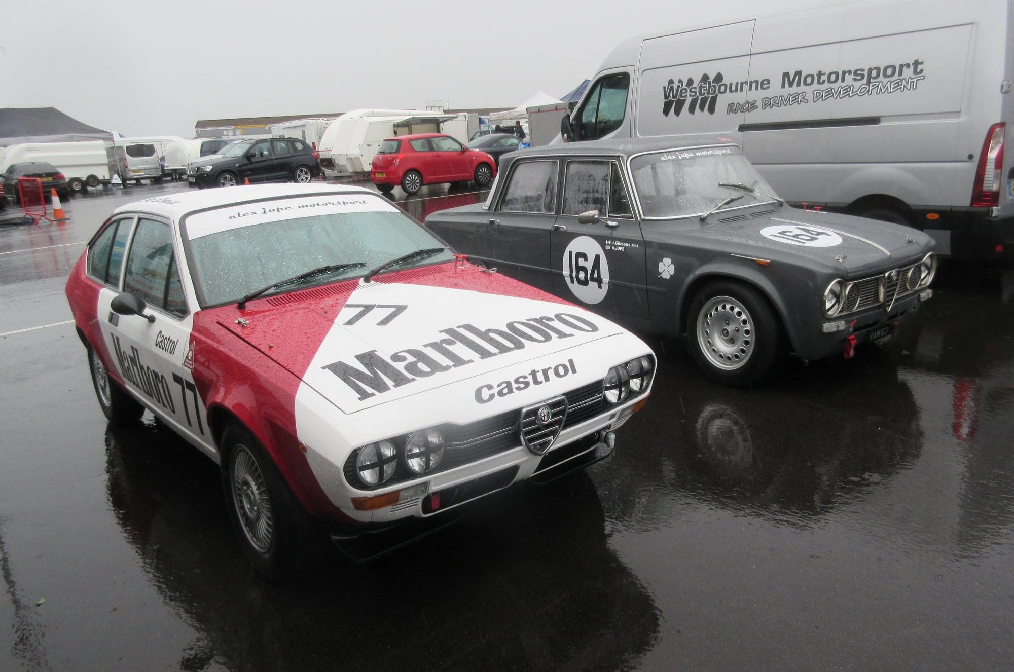 Classic Alfa Challenge Report