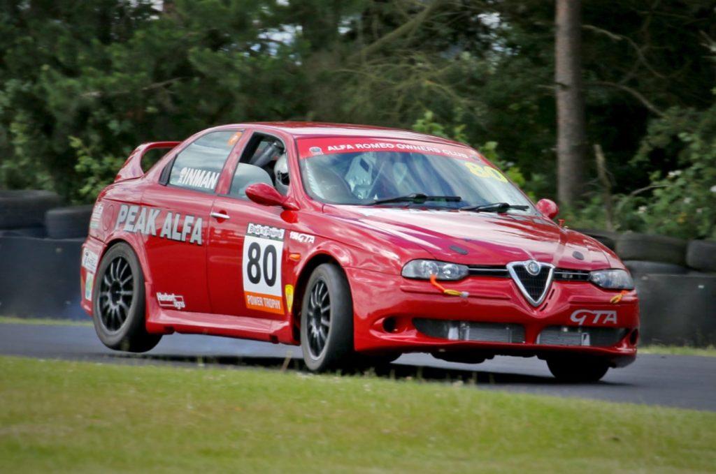 Alfa Romeo - Croft 2019