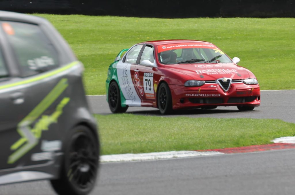 Alfa Romeo - Messenger - Brands Hatch 2019