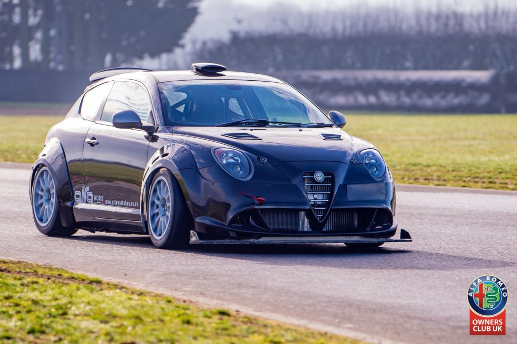 Alfa Romeo - Mito Alfa Workshop