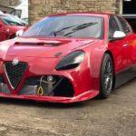 Alfa Romeo - Giulietta - Roger Evans