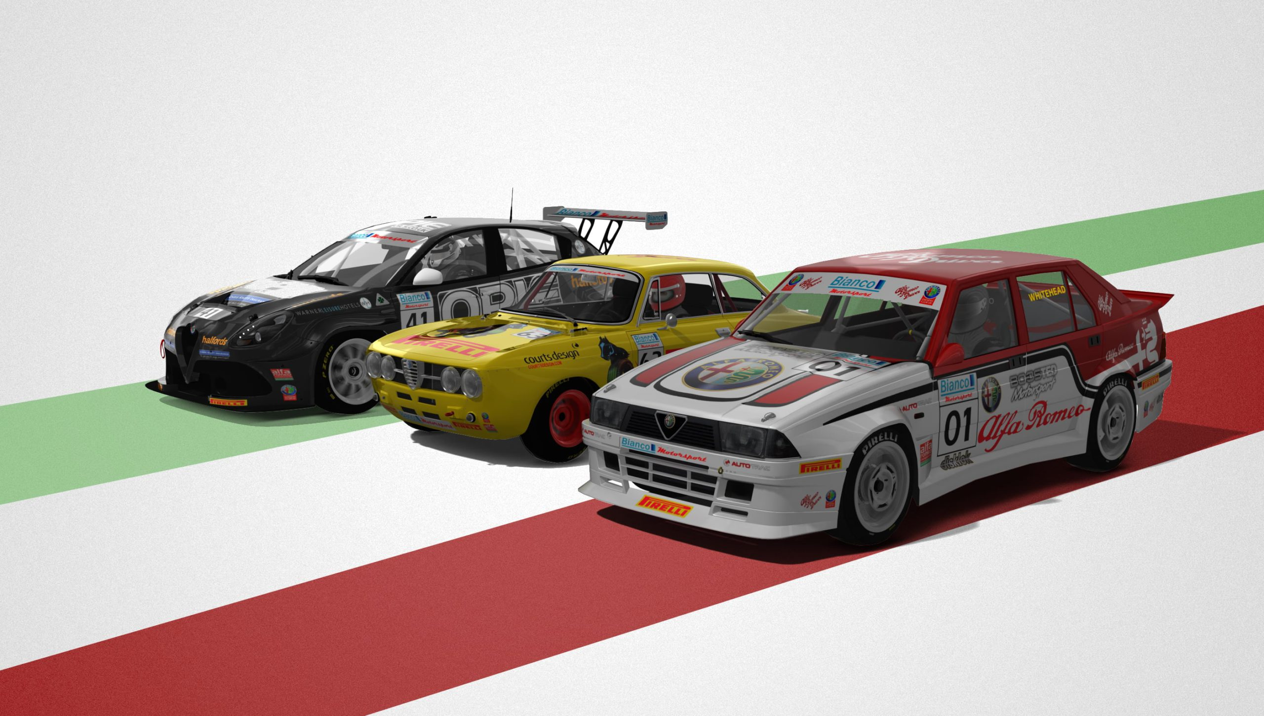 AROC Virtual Racing
